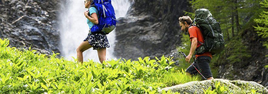 sac à dos de randonnée confortable