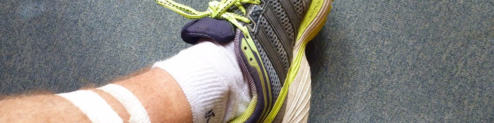 douleurs au mollet en running