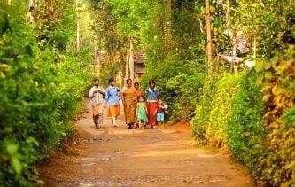 idées de treks en inde du sud