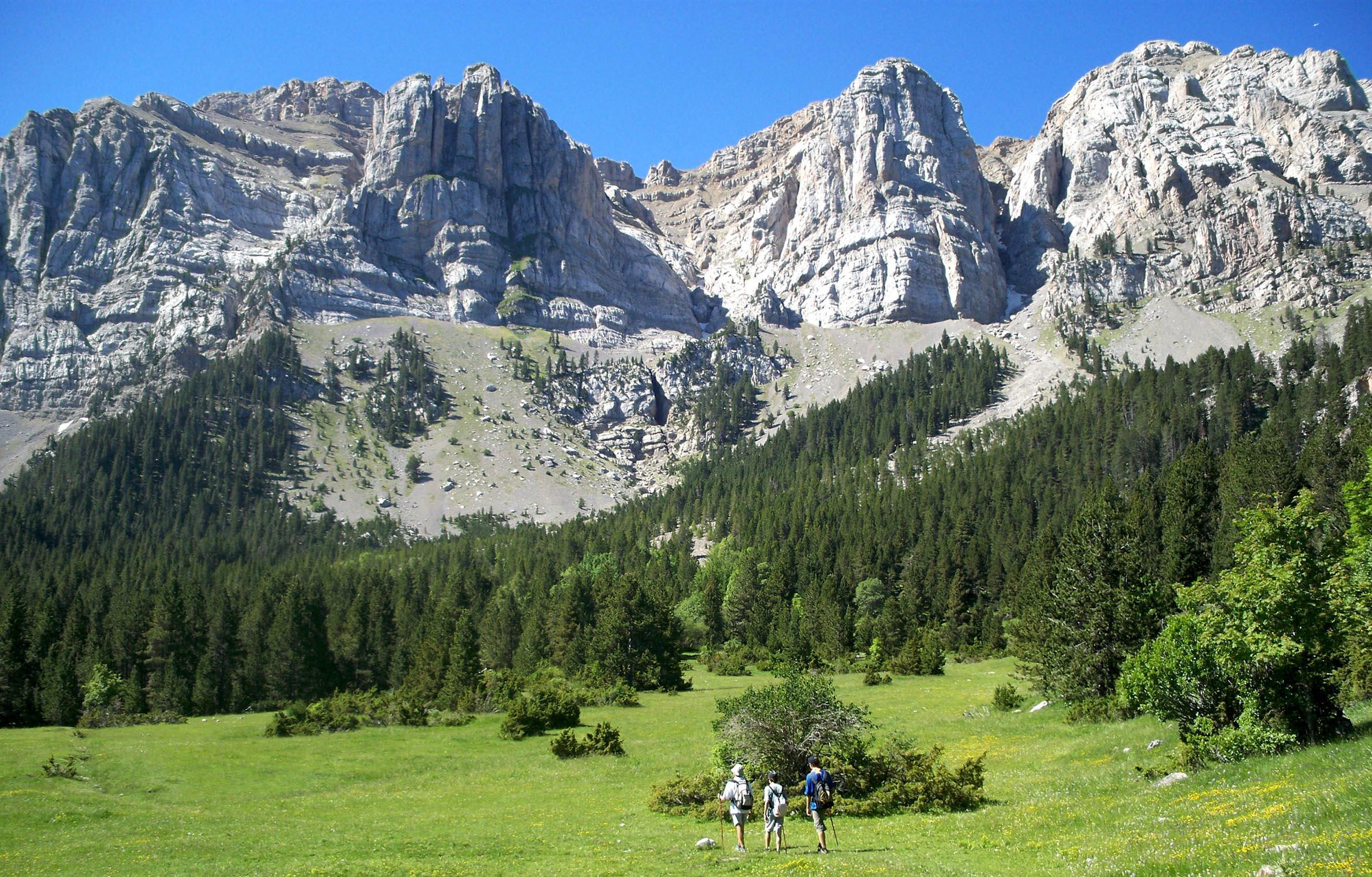 idées de treks dans les Pyrénées