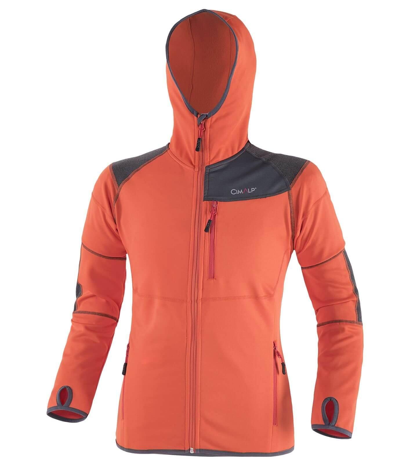 veste de trail chaude