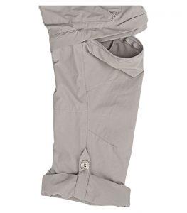 Pantalon convertible short homme