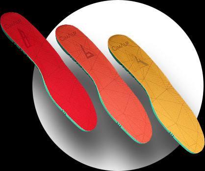 drop progressif chaussure Cimalp