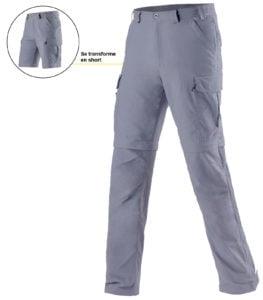 pantalon léger de randonnée et de trek