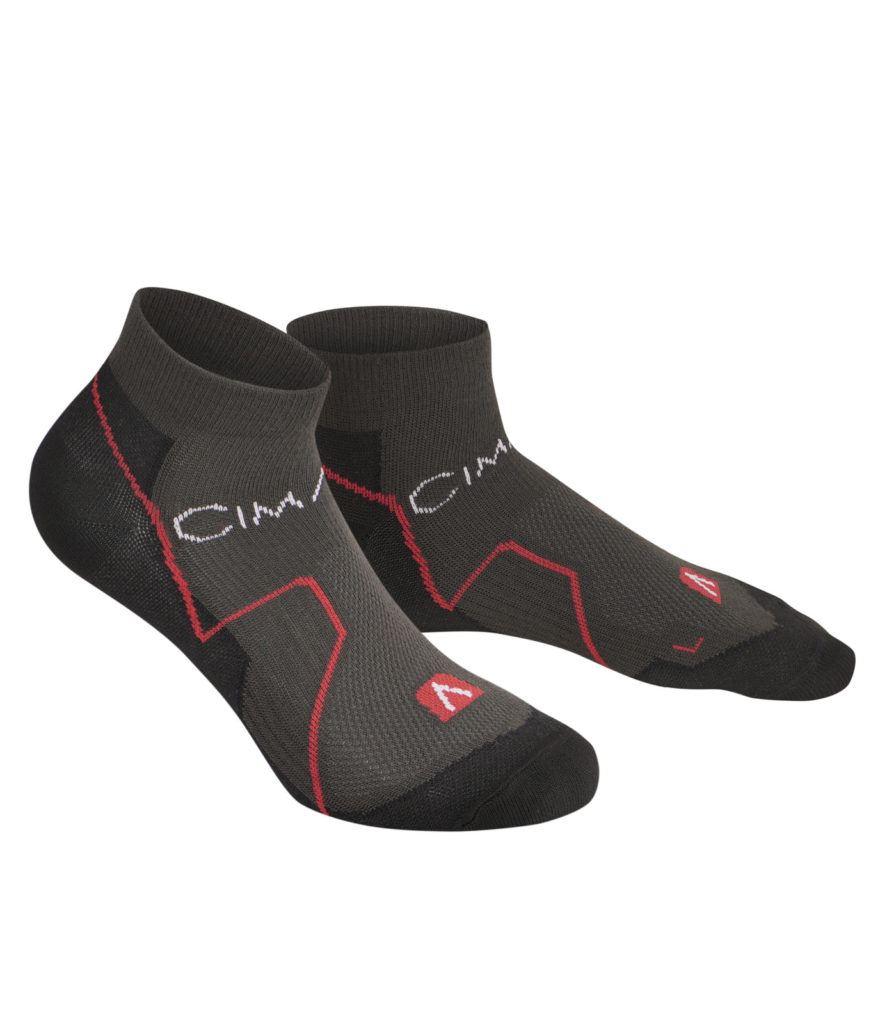 chaussettes de running en coolmax
