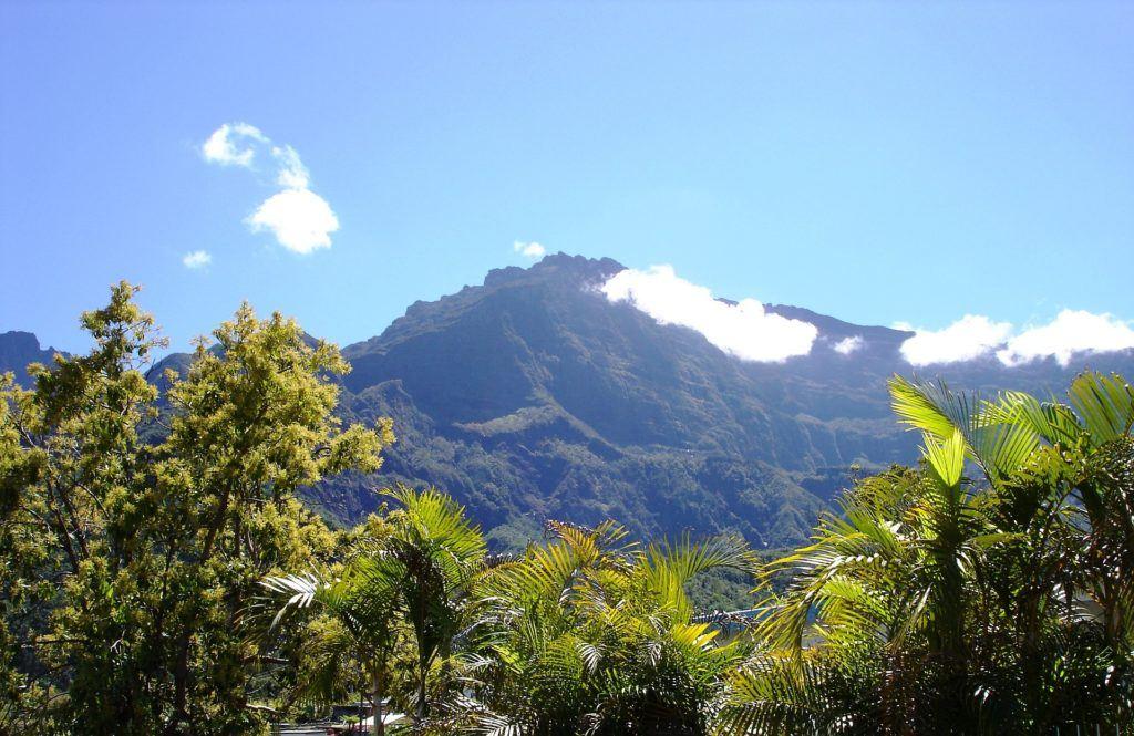 trek de printemps île de la Réunion