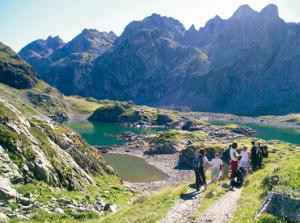 Partir en groupe pour la securité en randonnée