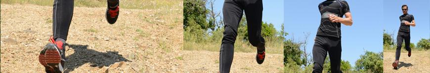 Vêtement pour les activités de course et running