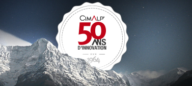 CimAlp brand innovation