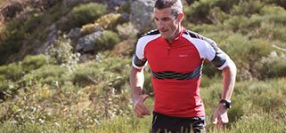 Ambassadeur trail running