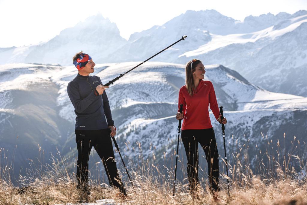 Choisir ses vêtements de randonnée : Sweats techniques Teillon et Verdon