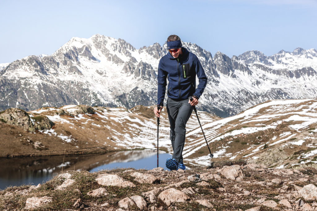 Choisir ses vêtements de randonnée : Veste Jorasse - Pantalon Bergen